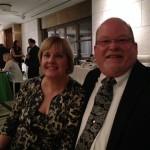 Kellogg Institute Event - John & Leslie Shipley