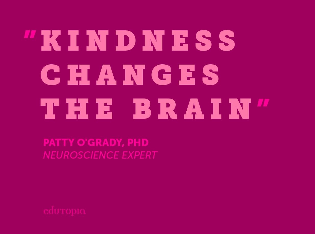 Kindness Changes The Brain